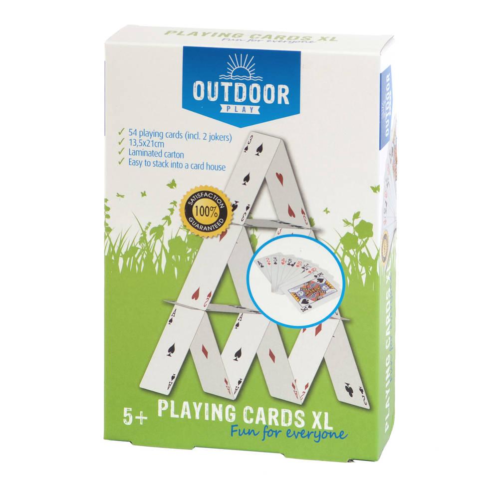 Outdoor Play groot kaartspel