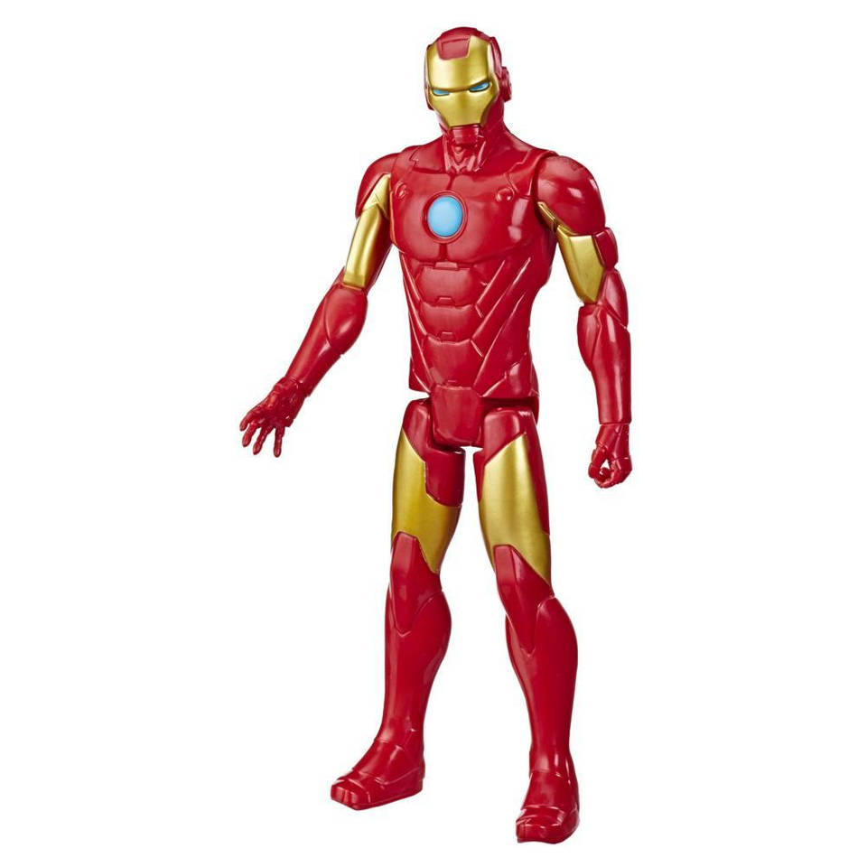 Marvel Avengers Titan Heroes figuur Iron Man - 30 cm