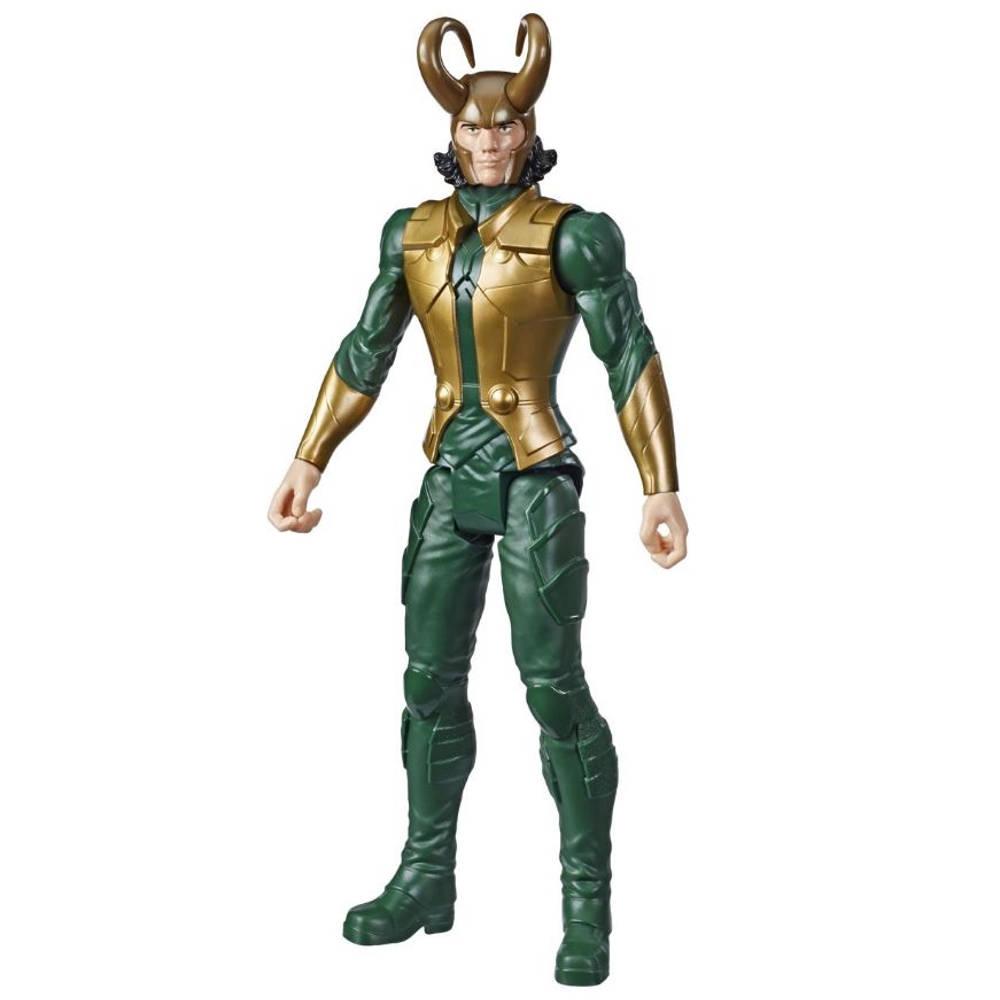 Marvel Avengers Titan Hero Blast Gear Loki actiefiguur - 31 cm