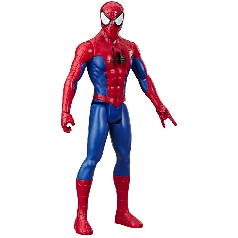 Marvel Titan Hero Blast Gear Spider-Man actiefiguur