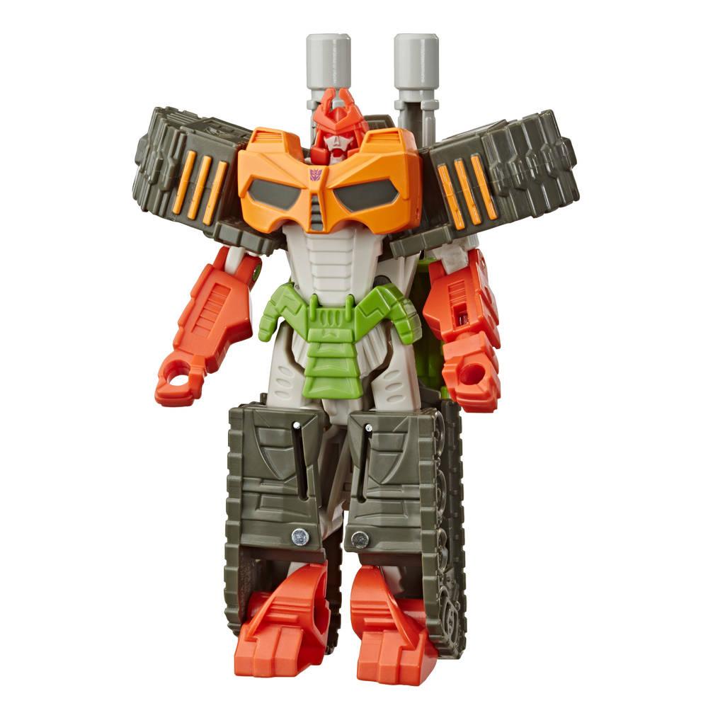 Transformers Bumblebee Cyberverse 1 Step Changer figuur Bludgeon