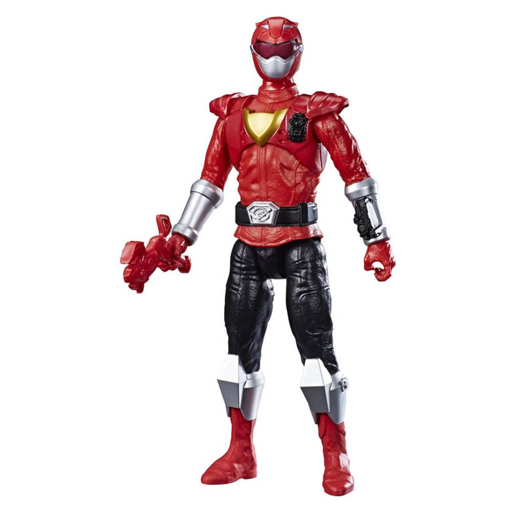 Power Rangers Beast Morphers Beast-X figuur Red Ranger - 25 cm