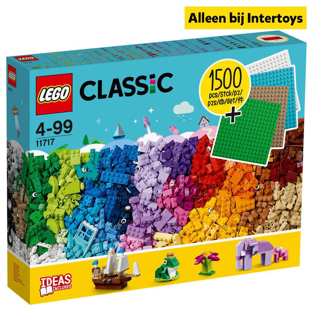LEGO stenen en bouwplaten 11717