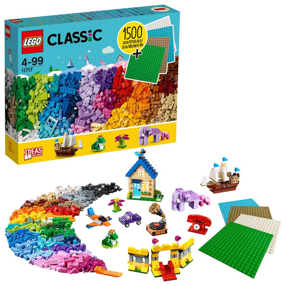 LEGO Classic stenen en bouwplaten 11717