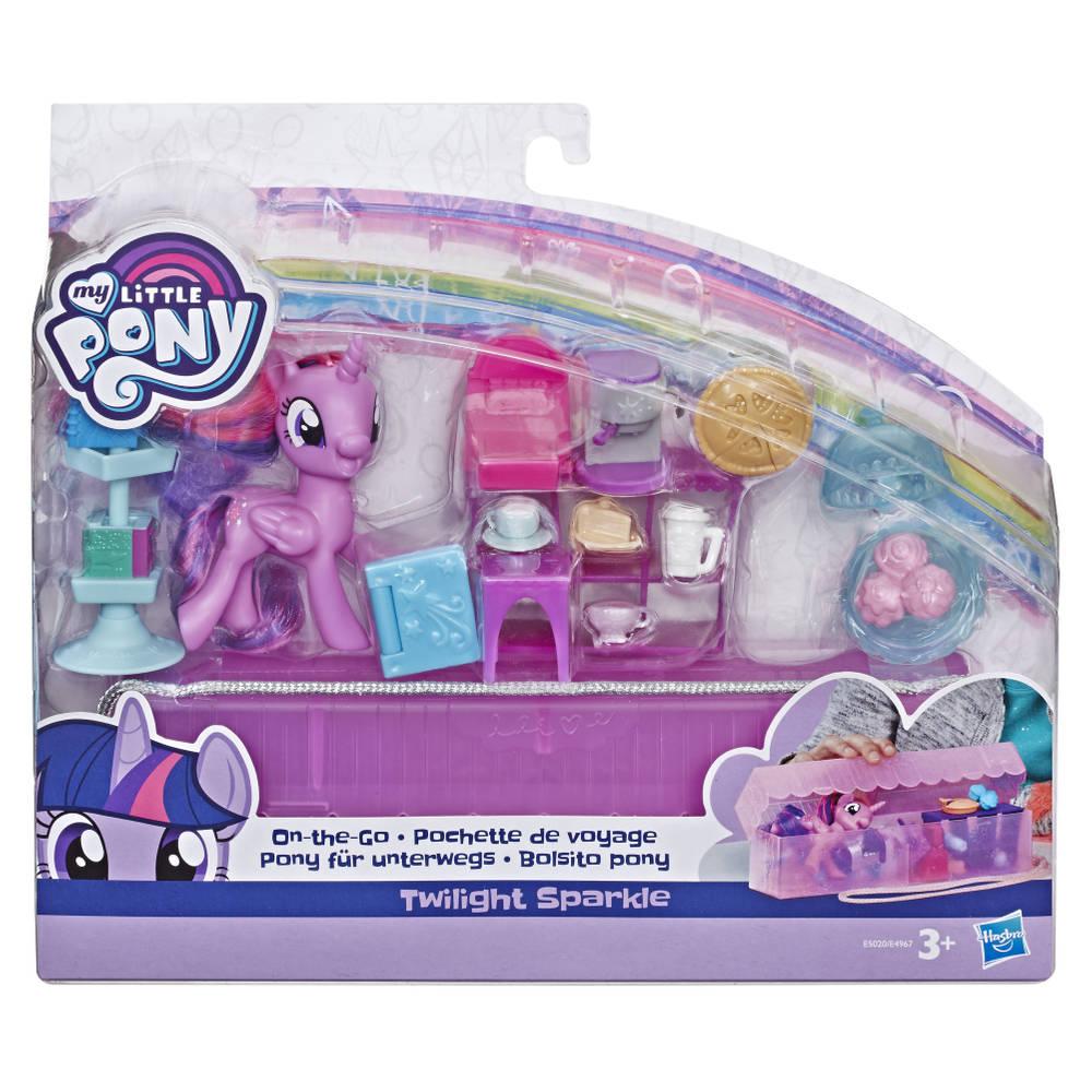 My Little Pony On-The-Go speelset