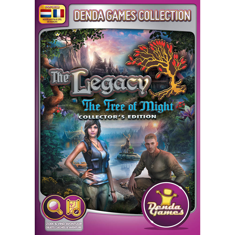 PC The Legacy 3 The Tree of Might