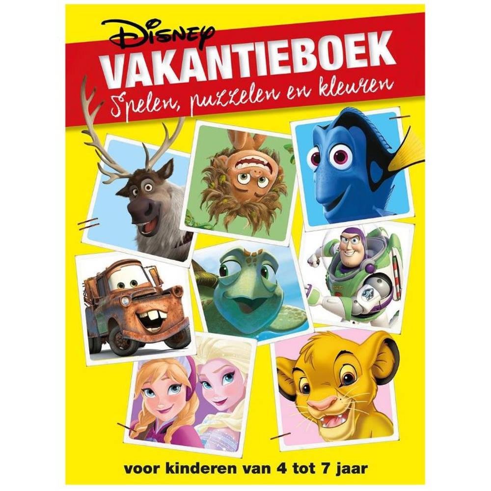 Disney Vakantieboek Junior
