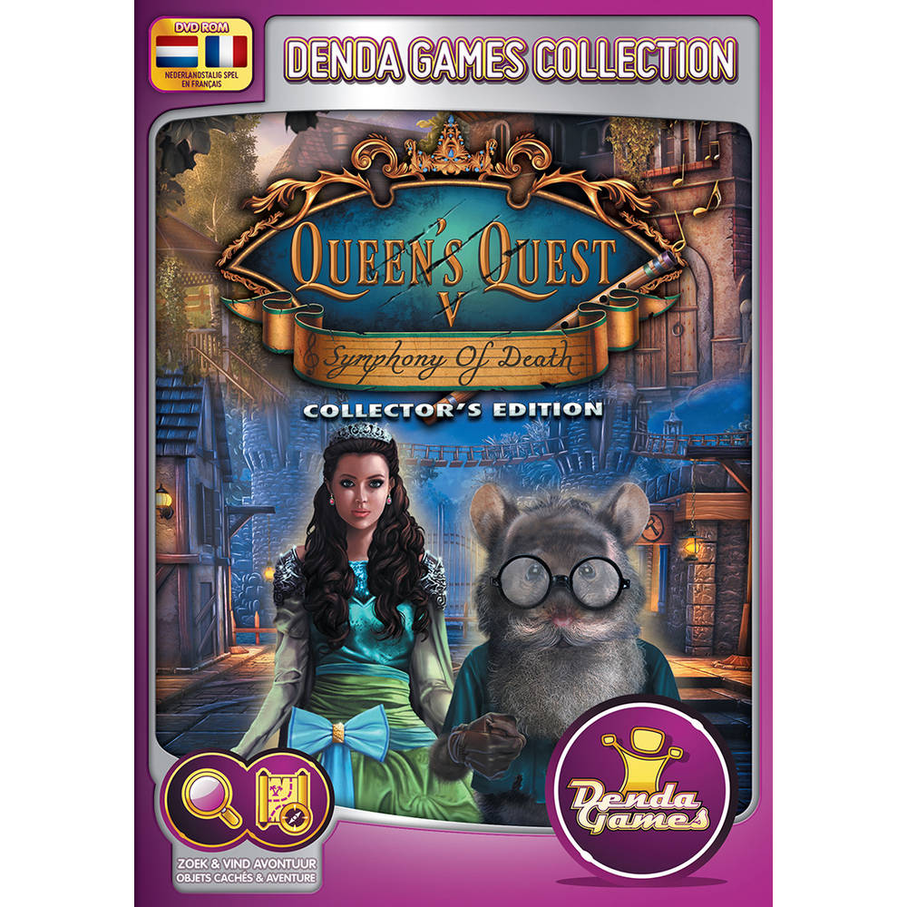 Queen's Quest 5: Symphony Of Death Collector's Edition