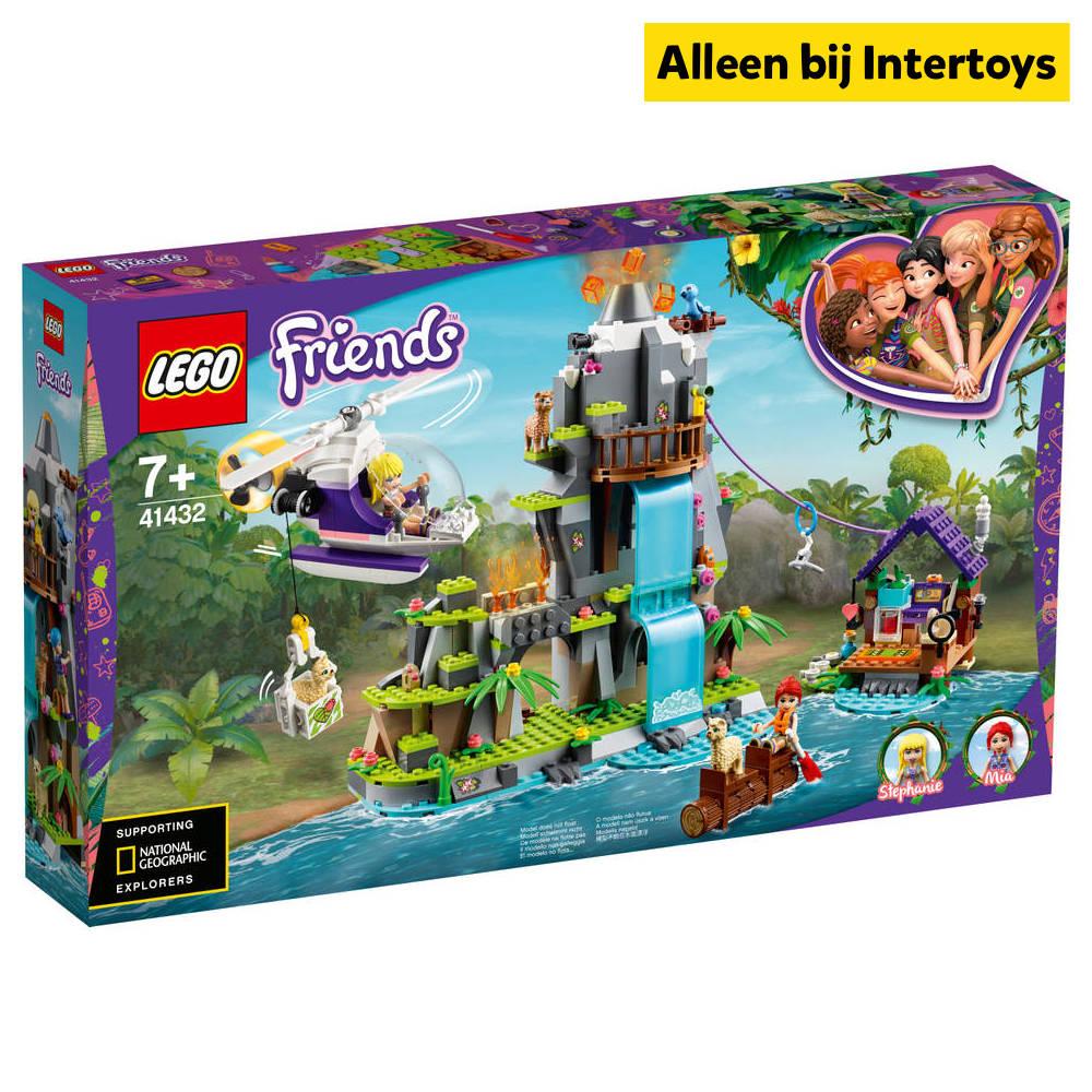 LEGO Friends Alpaca berg jungle reddingsactie 41432