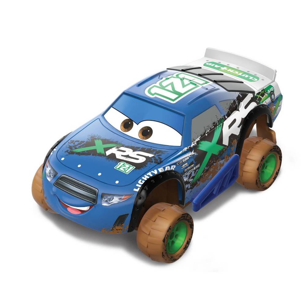 Disney Cars XRS Dino Draftsky