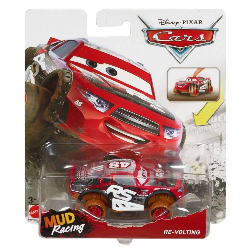Disney Cars XRS T.G. Castlenut
