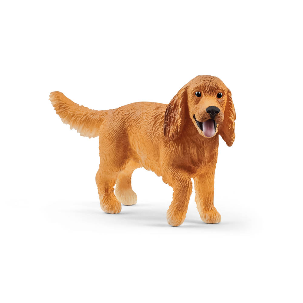 Schleich Farm World Engelse cockerspaniel 13896