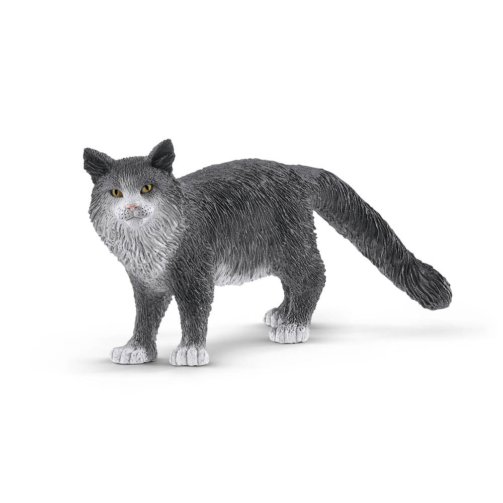Schleich Farm World Maine Coon kat 13893