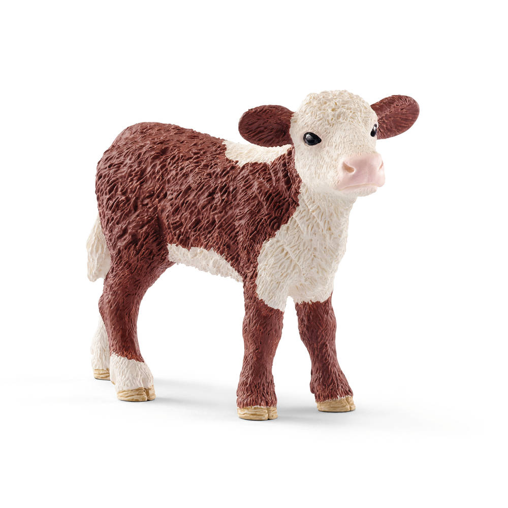 Schleich Farm World Hereford kalf 13868