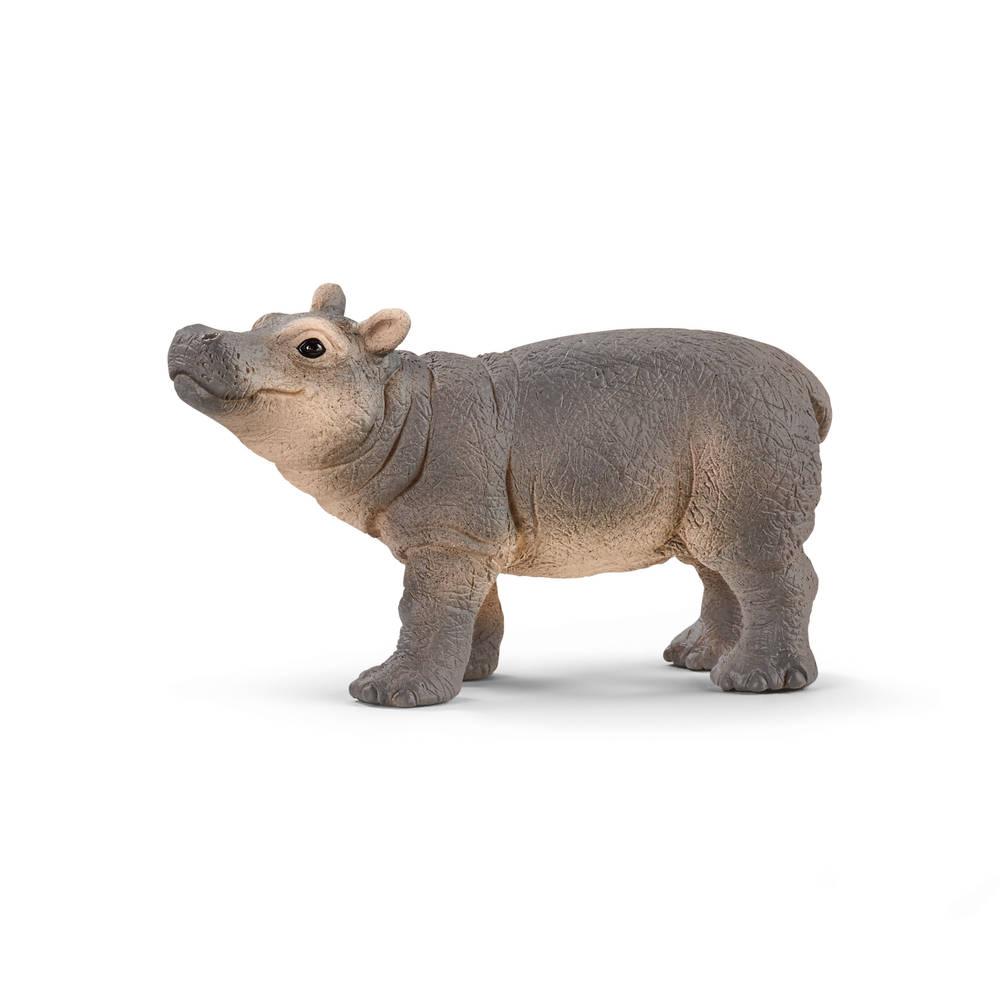 Schleich Wild Life baby nijlpaard 14831