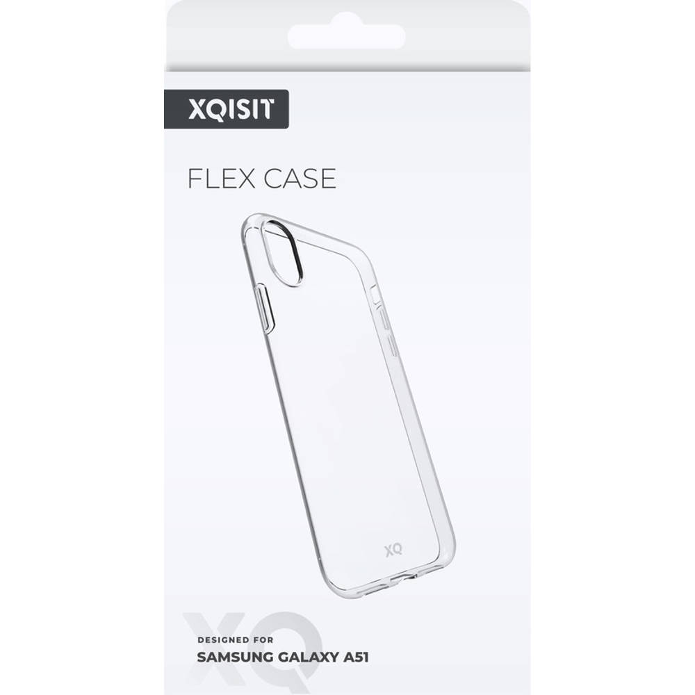 Xqisit Flexcase voor Galaxy A51 - transparant