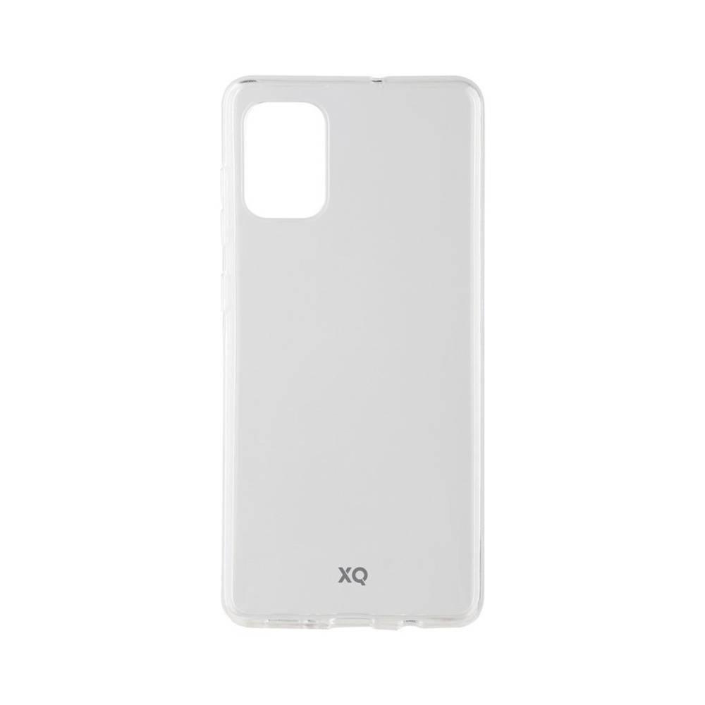 Xqisit Flexcase voor Galaxy A71 - transparant