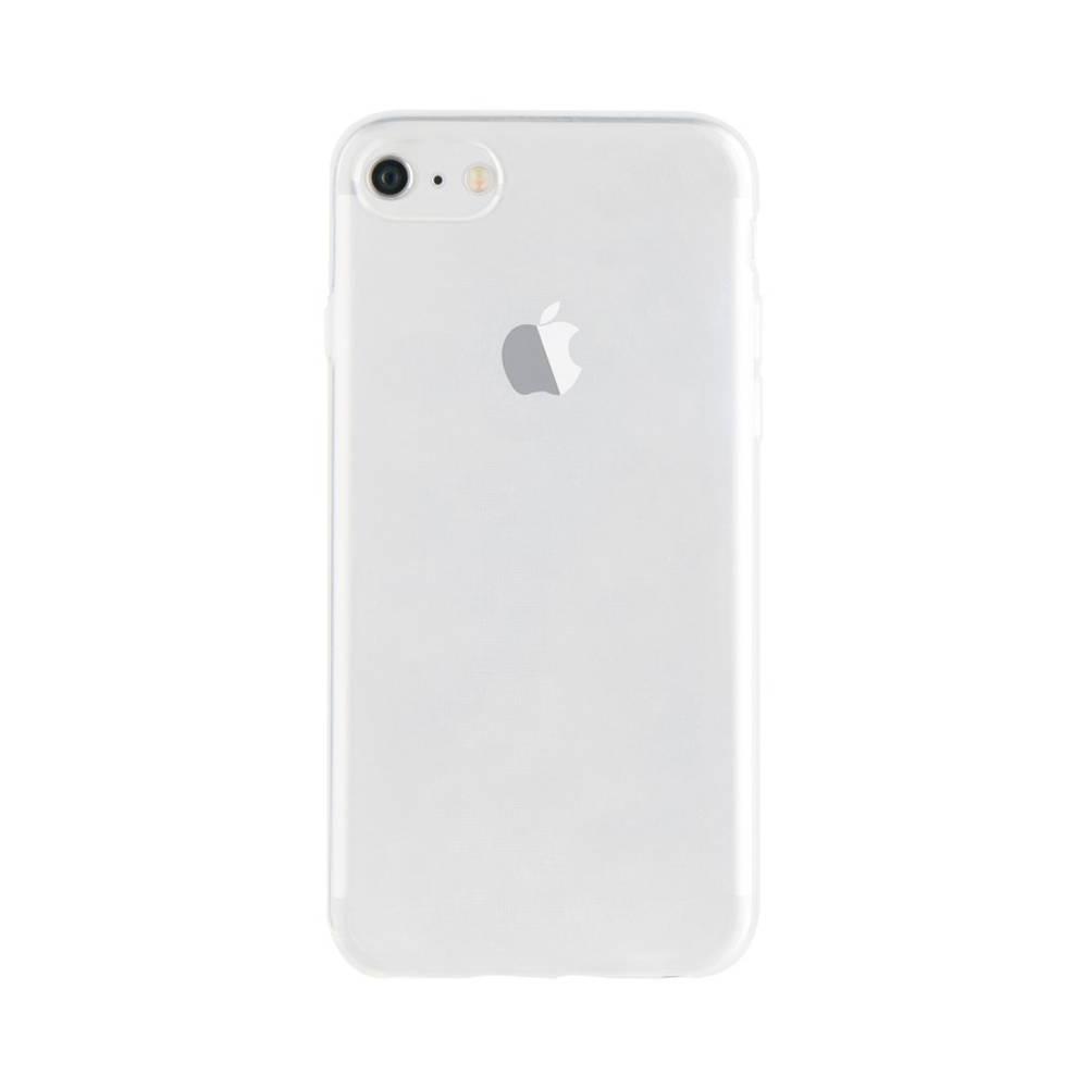 Xqisit Flexcase voor iPhone 6/6S/7/8 - transparant