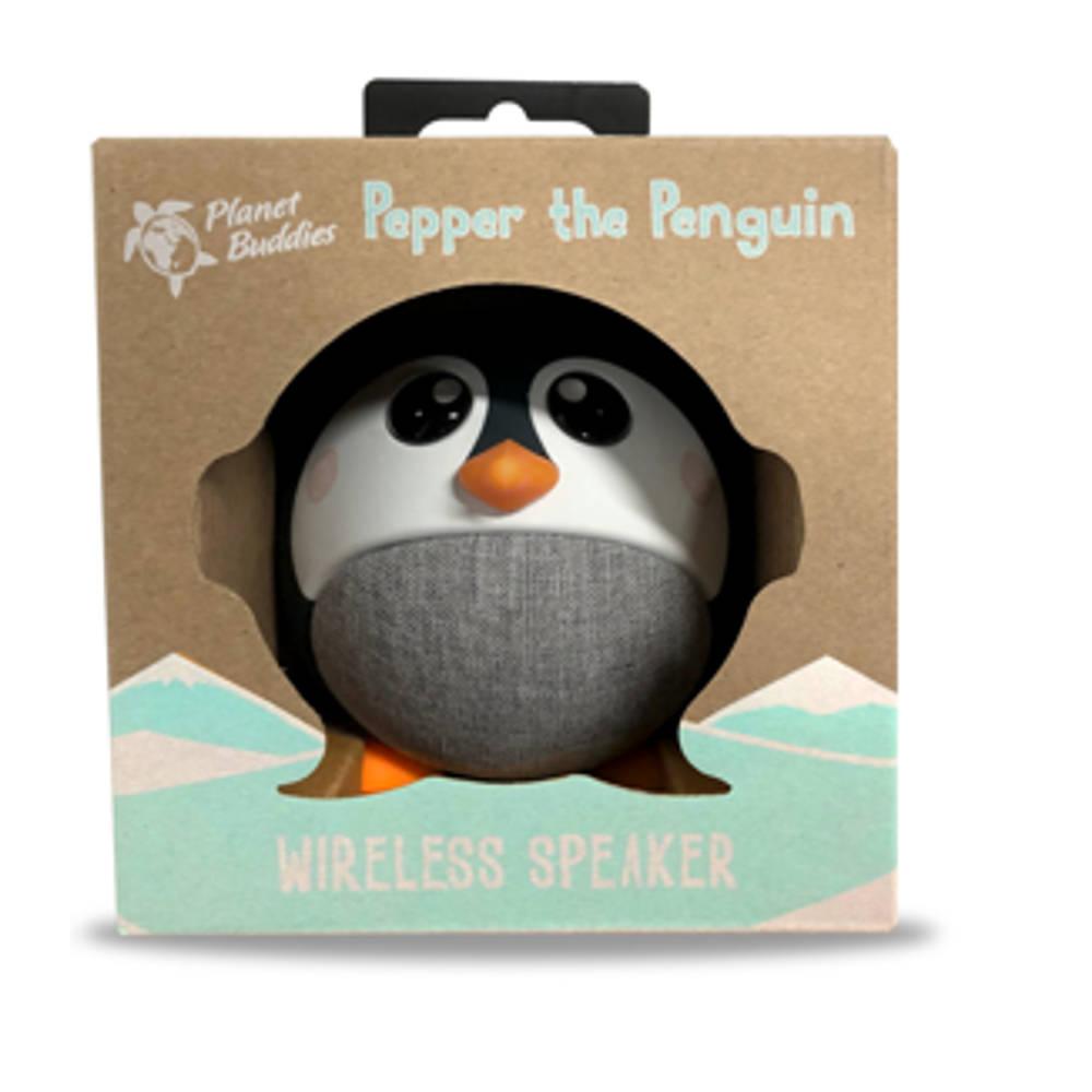 Planet Buddies pinguïn speaker