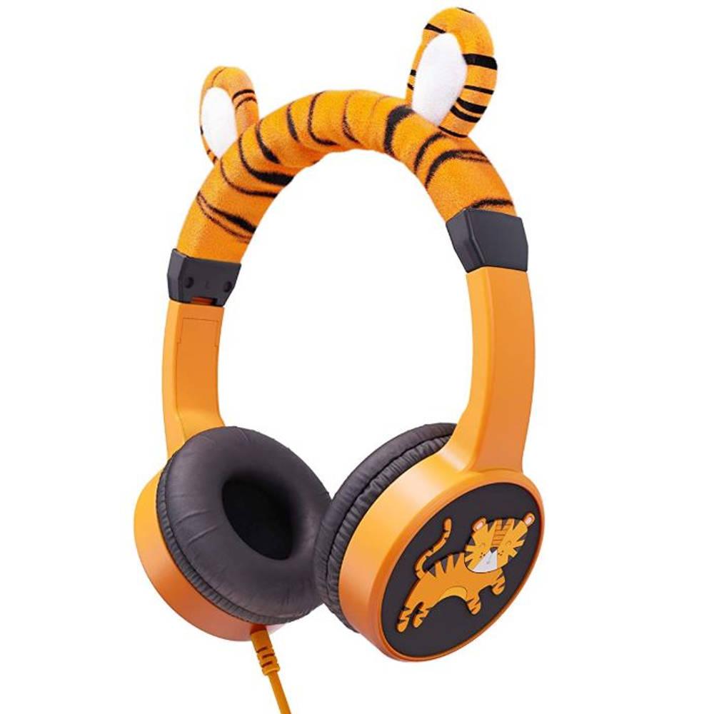 Planet Buddies tijger koptelefoon