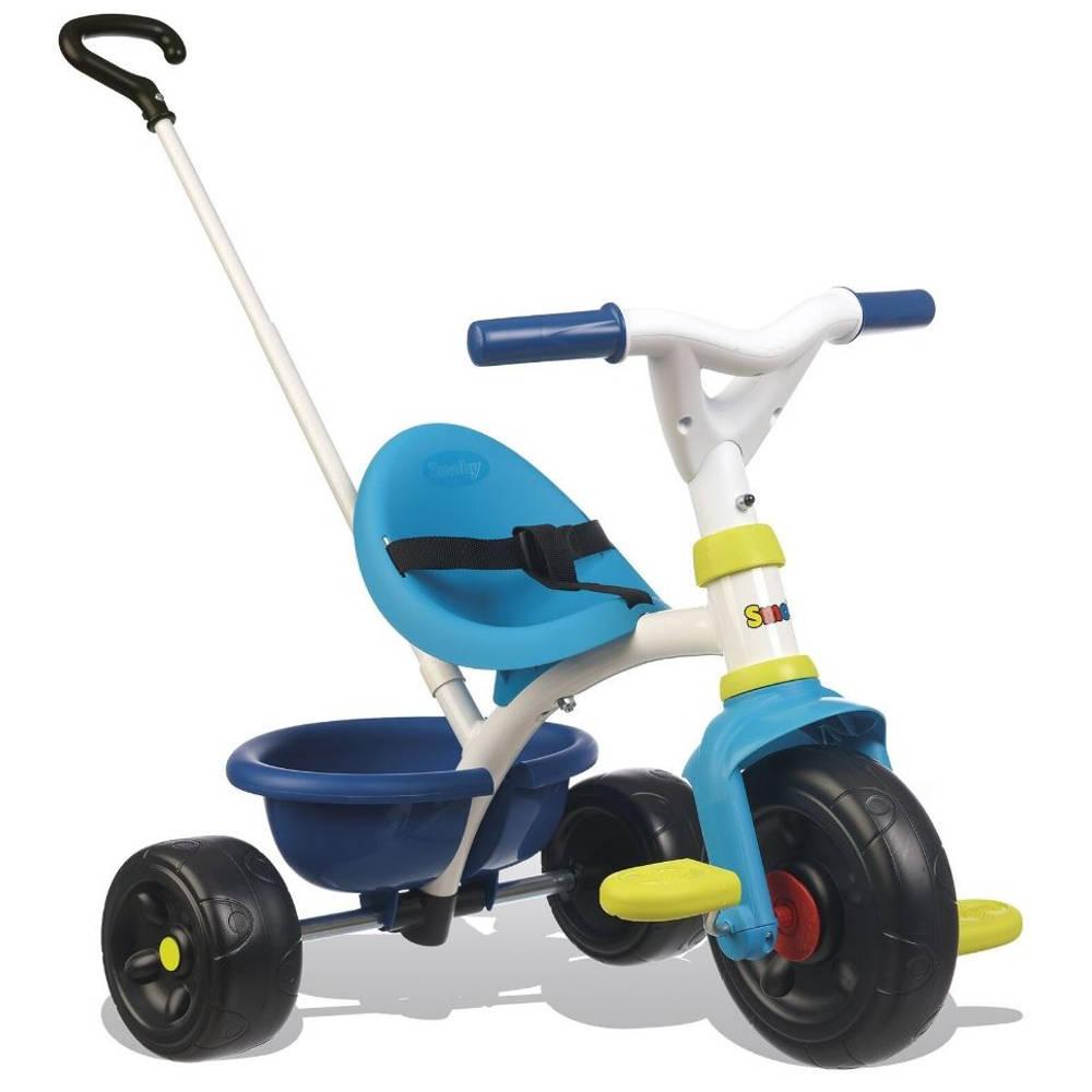 Smoby Be Fun driewieler - blauw