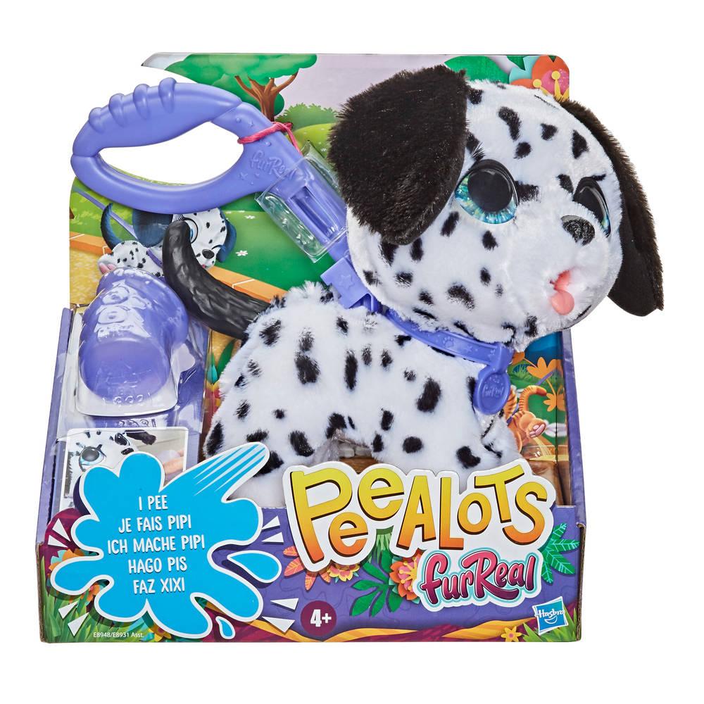 FurReal Peealots Big Wags interactief hondje