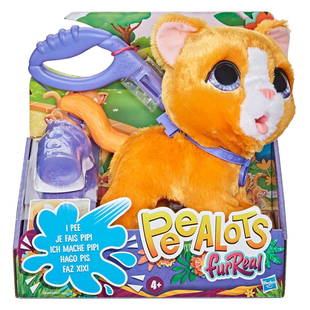 FurReal Peealots Big Wags interactief katje