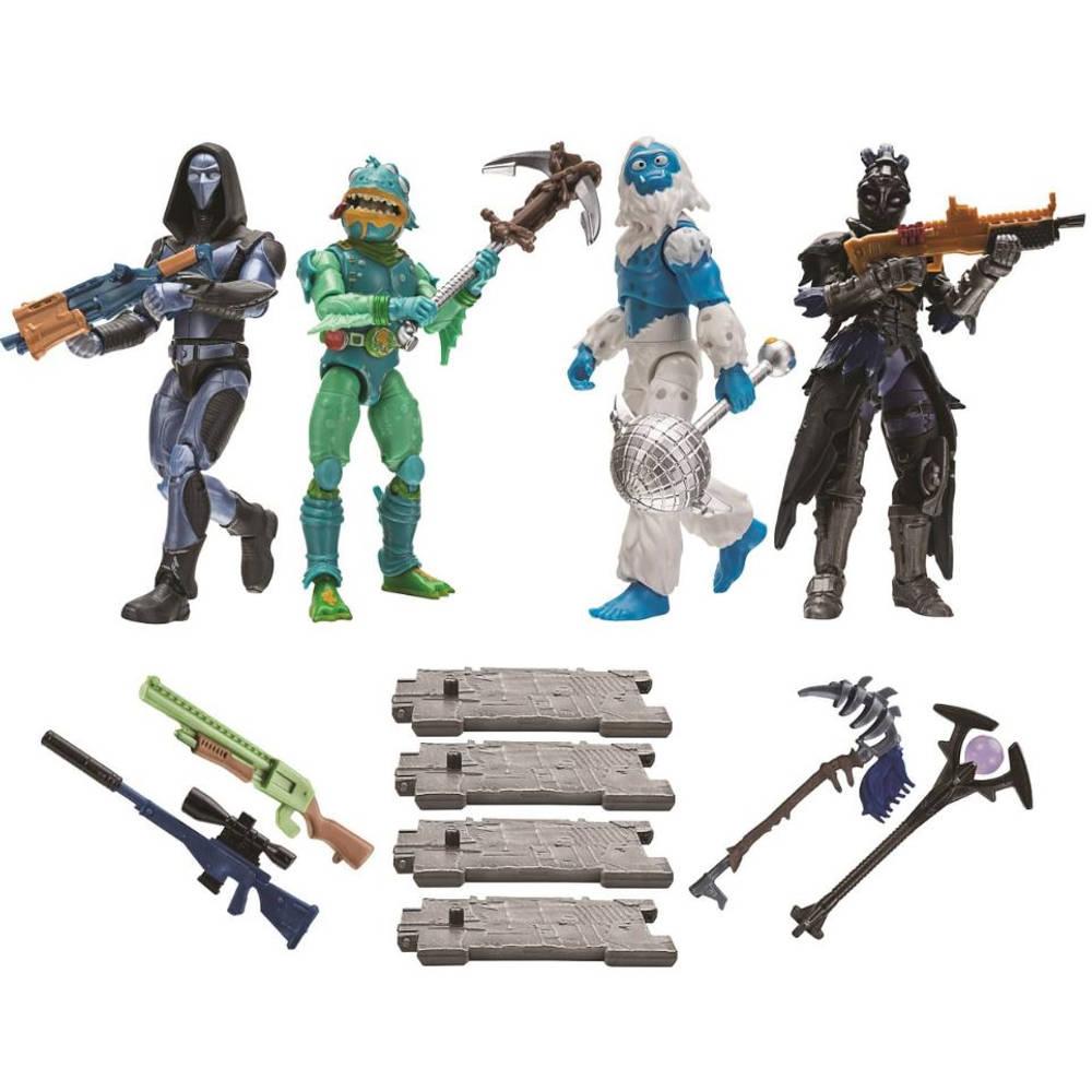Fortnite Squad Mode Core figurenset