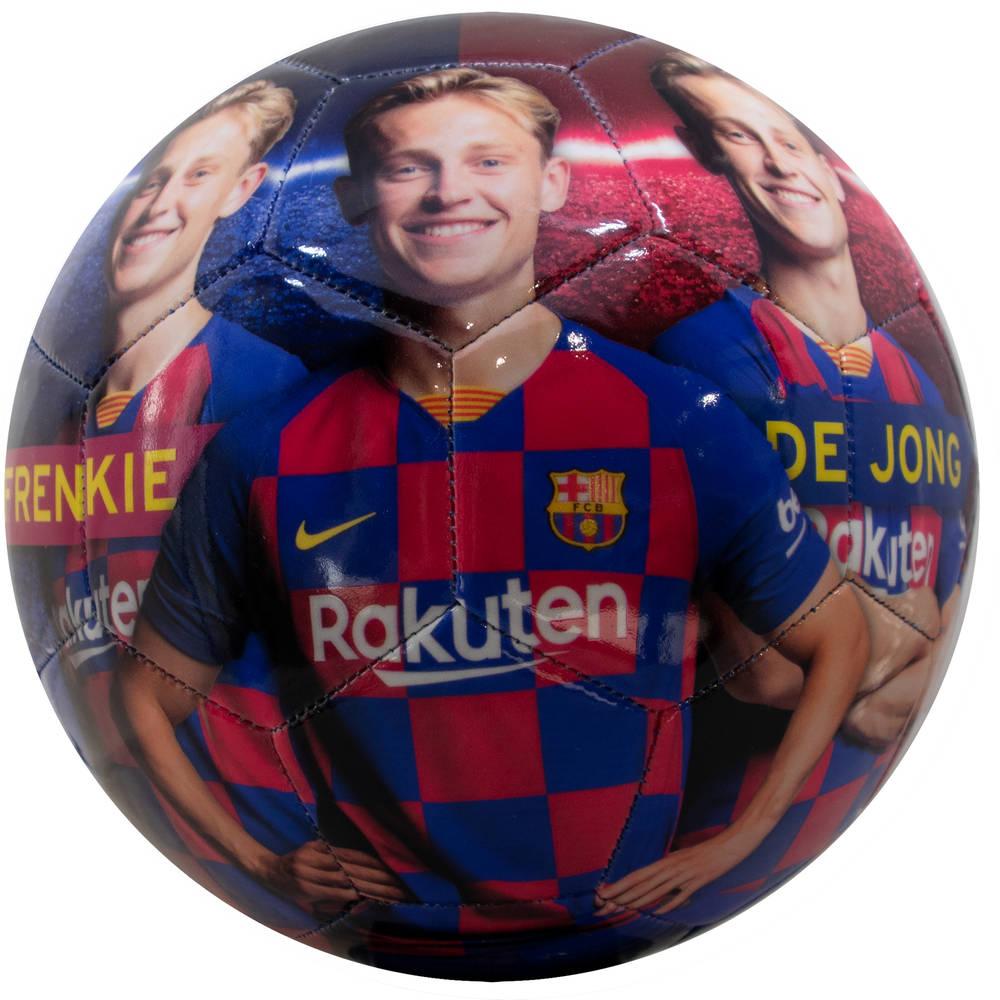 FC Barcelona Frenkie de Jong voetbal - maat 5