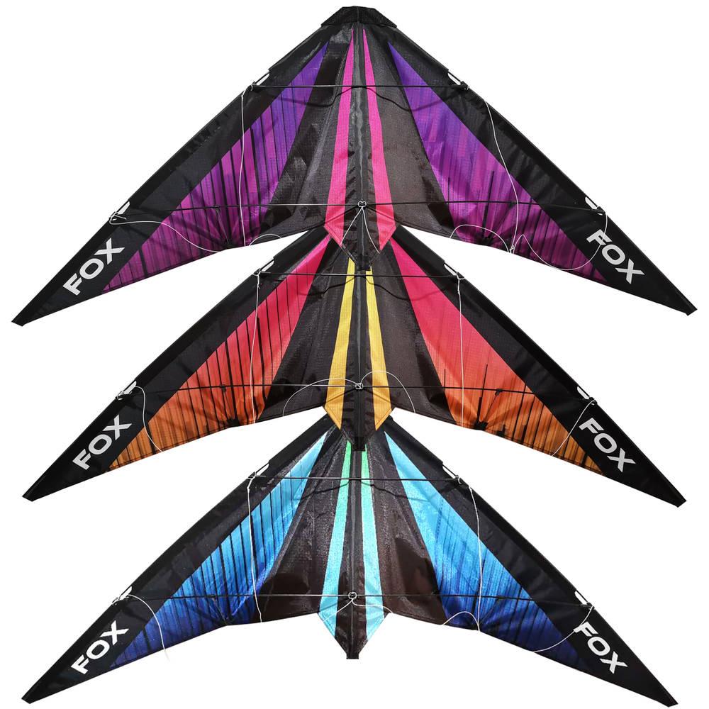 Rhombus vlieger Fox 3