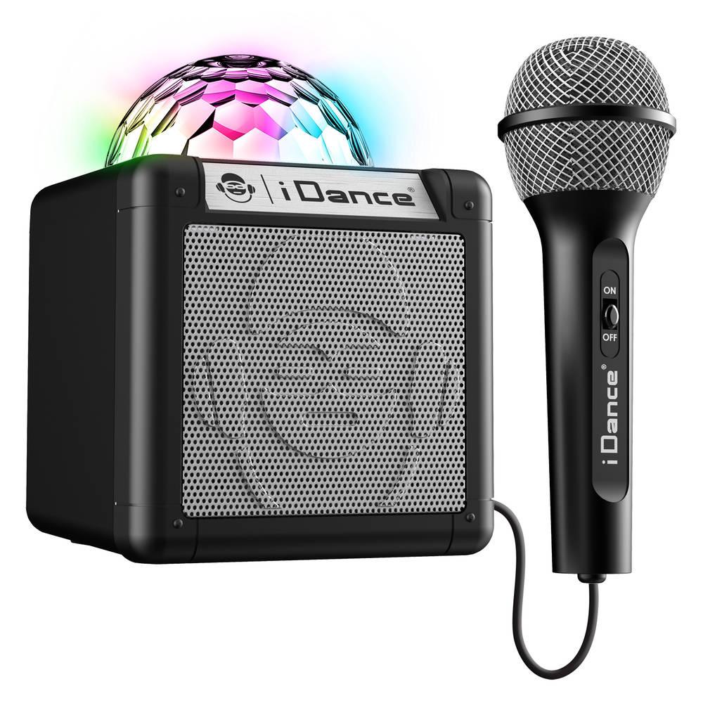 iDance draagbare luidspreker Sing Cube 100