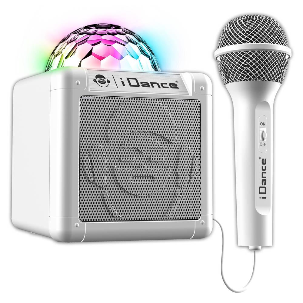 iDance party Bluetooth speaker Sing Cube 100