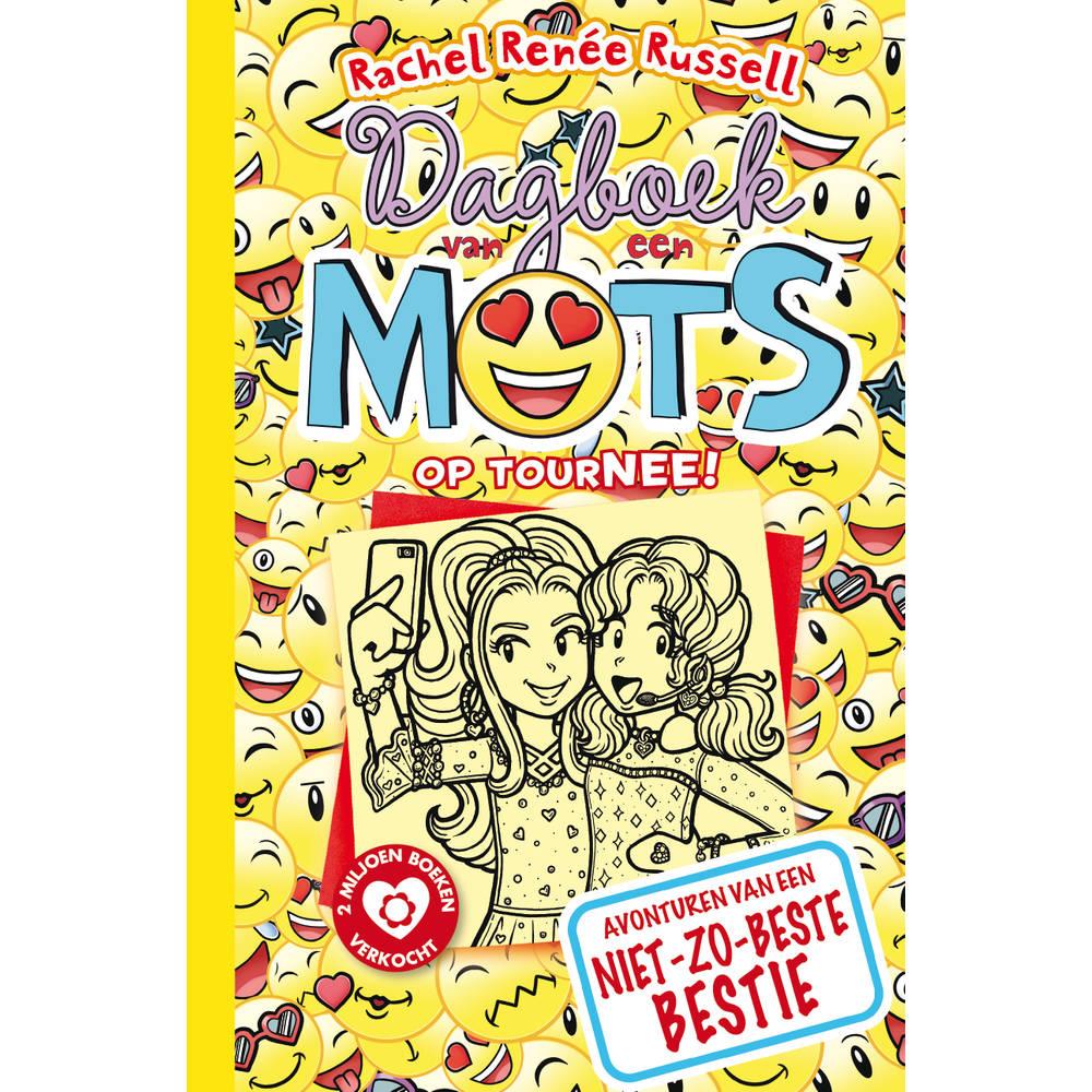 Dagboek van een muts 14: op tourNEE! - Rachel Renée Russell