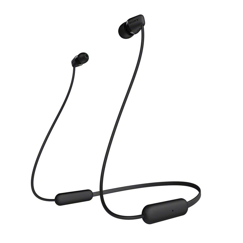 Sony WI-C200 draadloze oordopjes - zwart