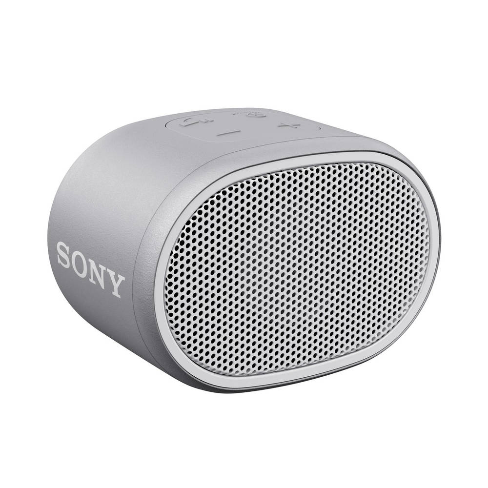 Sony SRS-XB01 draagbare bluetooth speaker met extra bass - wit