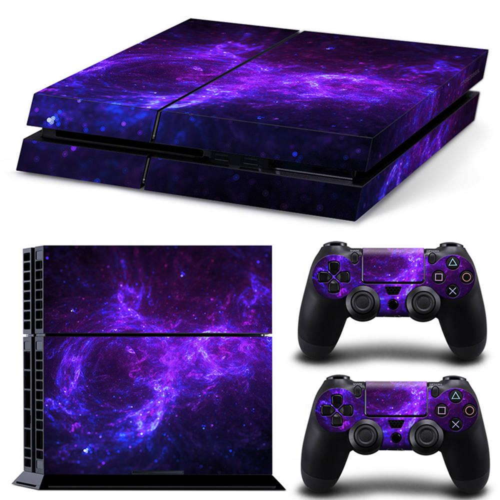 PS4 skin Dark Galaxy