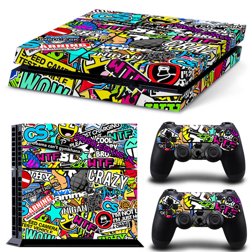 PS4 skin Madness