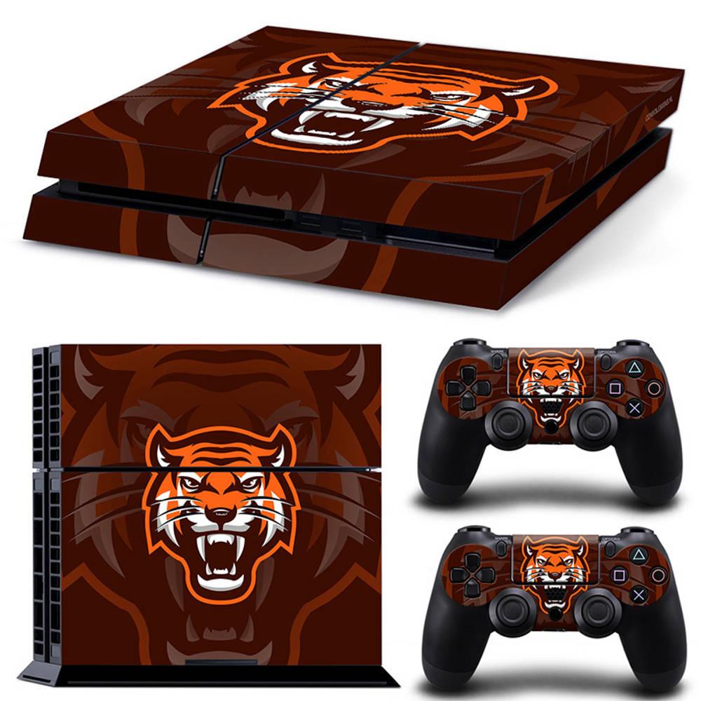 PS4 skin Gamer Tiger