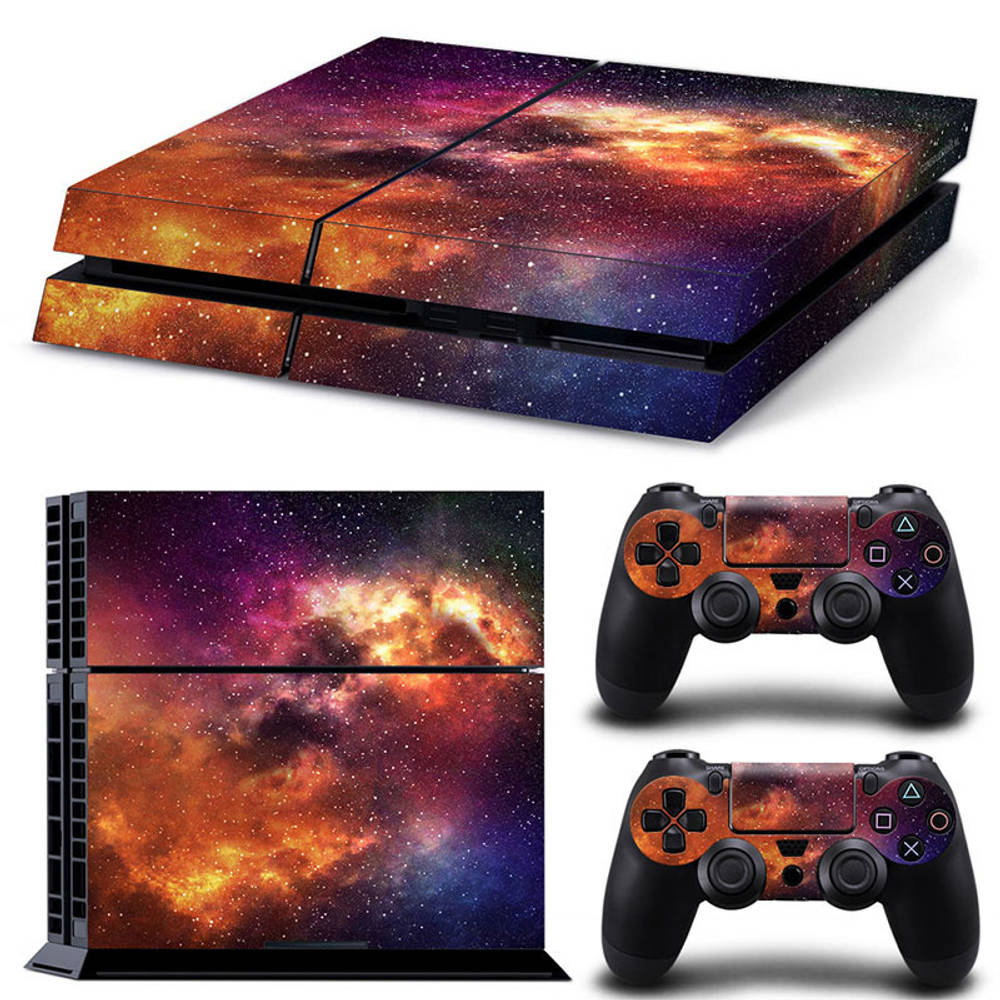 PS4 skin Starry Sky