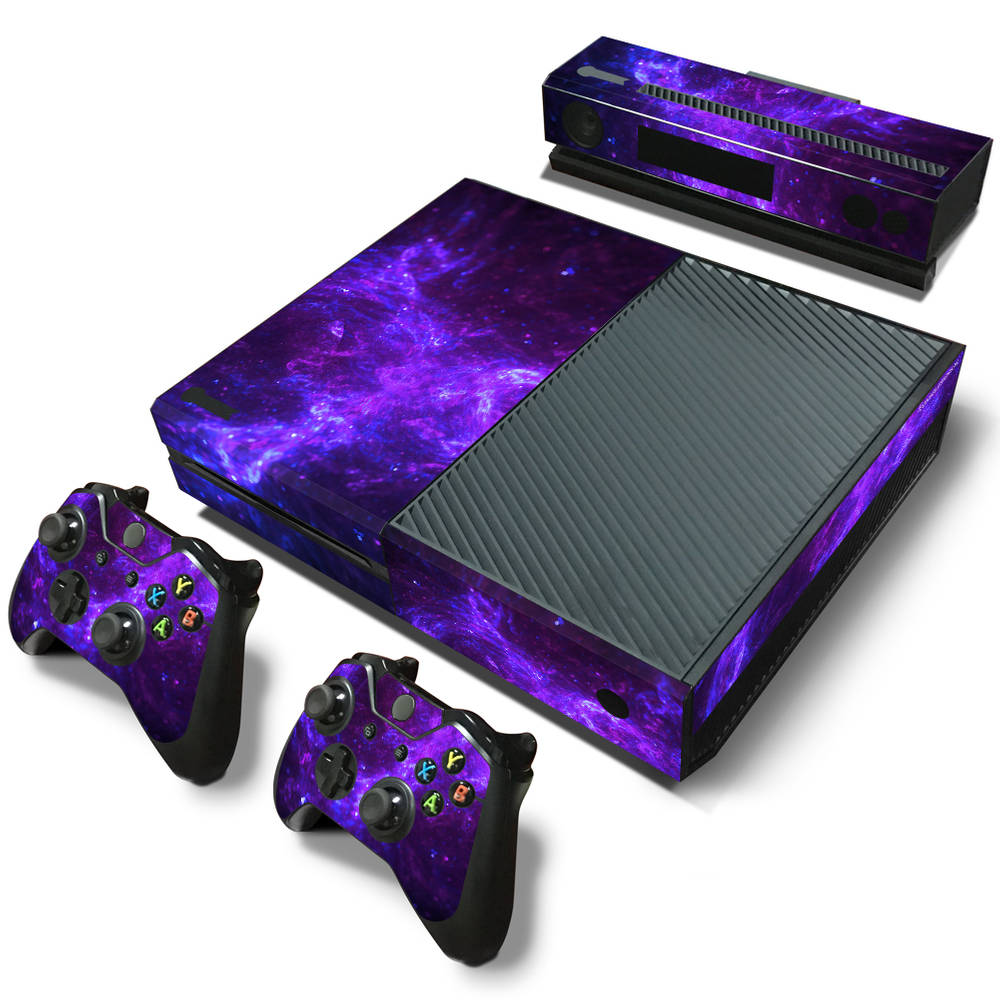 Xbox One skin Dark Galaxy