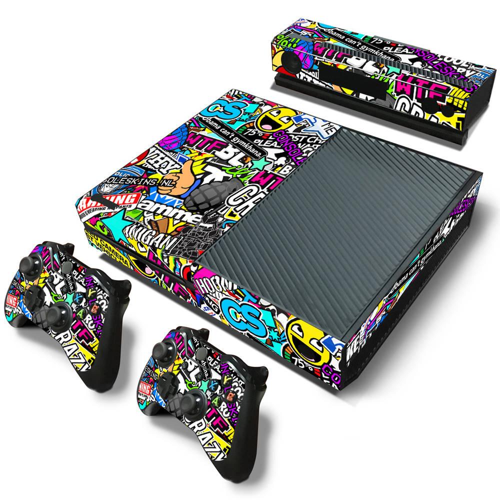 Xbox One skin Madness