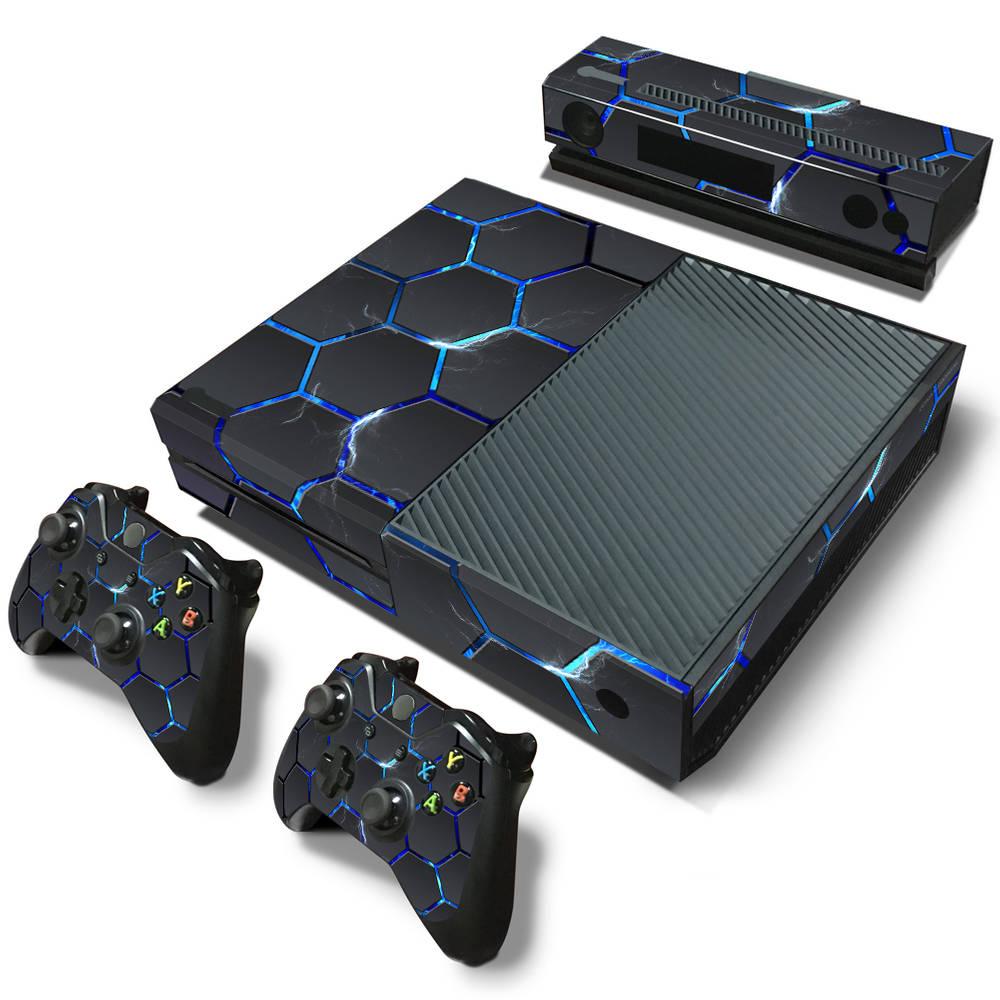 Xbox One skin Hex Lightning