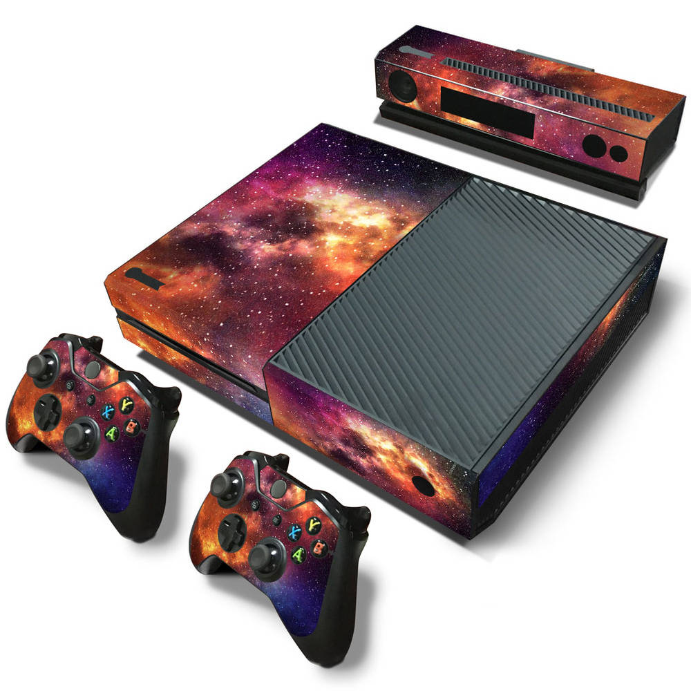 Xbox One skin Starry Sky