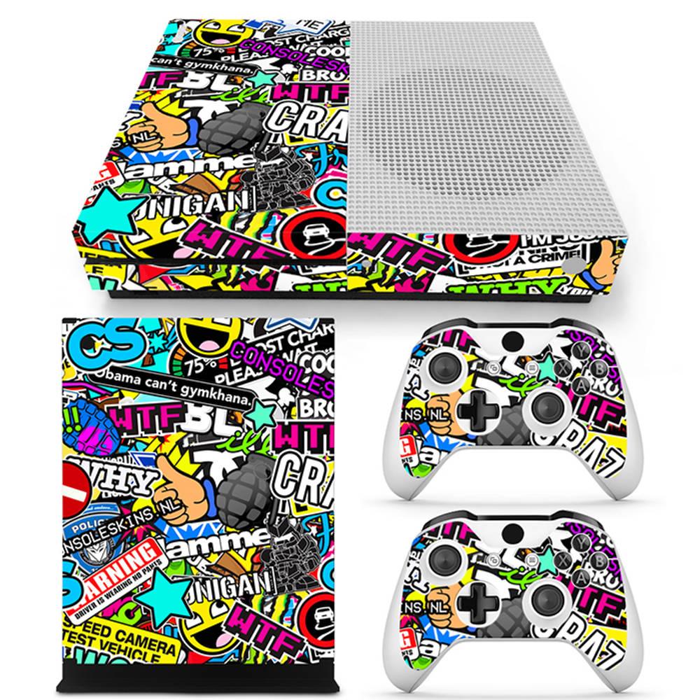 Xbox One S skin Madness