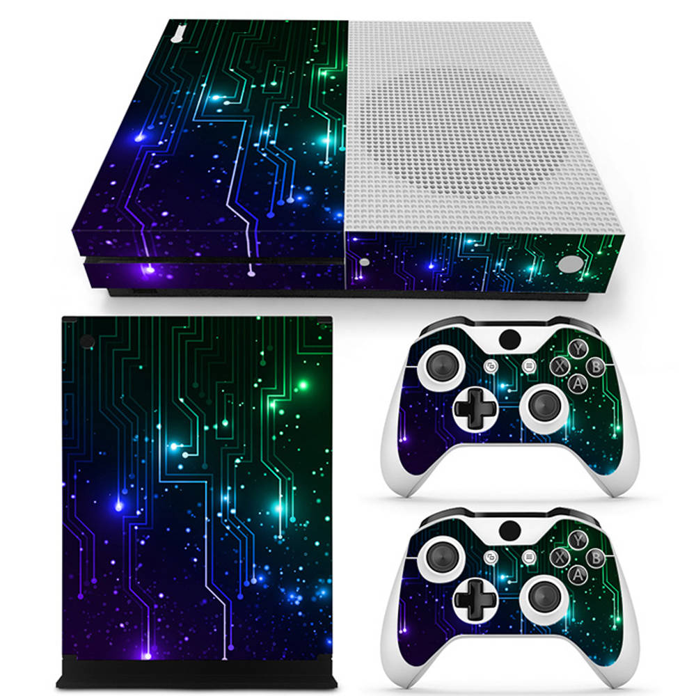 Xbox One S skin CPU Mix