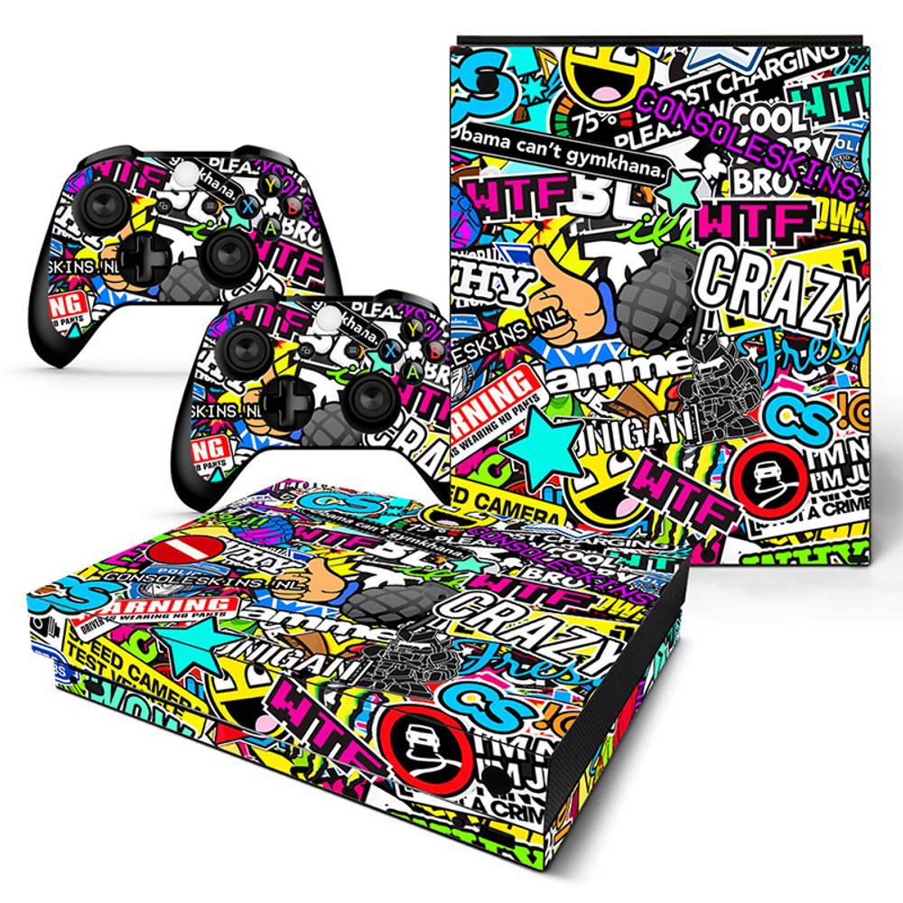 Xbox One X skin Madness