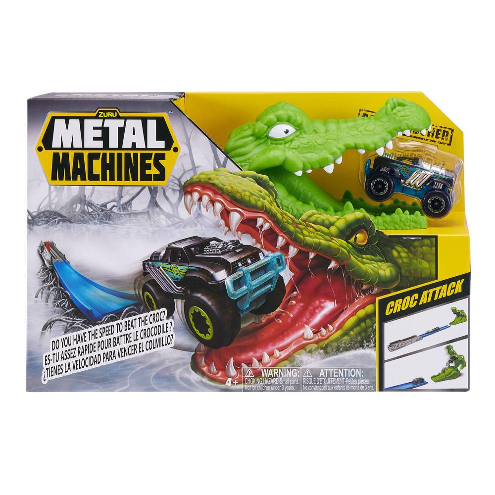 Metal Machines krokodil