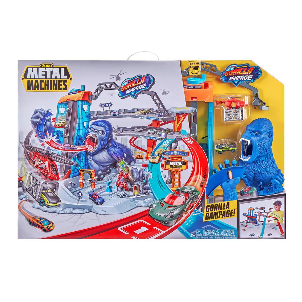 Metal Machines Gorilla Attack racebaan