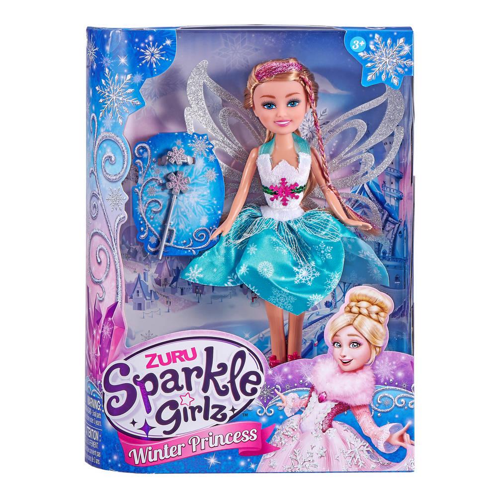 Sparkle Girlz Winter Princess Deluxe set