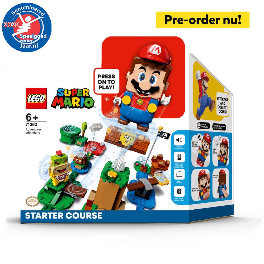 LEGO Super Mario avonturen met Mario starterset 71360